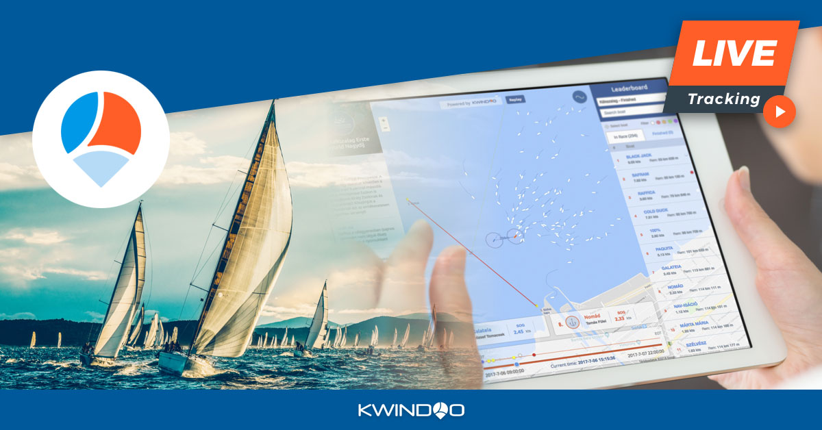 Sailing Boat Smartphone-GPS Tracking Software For Sailors