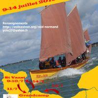 raid Normand pour une culture maritime  - Kwindoo, sailing, regatta, track, live, tracking, sail, races, broadcasting